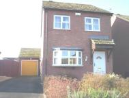 Detached home in Wharfedale Crescent...