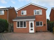 Detached house in Holmes Drive, Rubery...