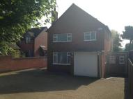 4 bed Detached house in BIRMINGHAM ROAD...