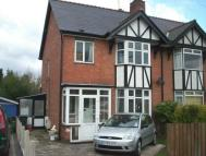 3 bedroom semi detached house to rent in Bromsgrove Road...