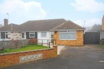Banbury Semi-Detached Bungalow for sale