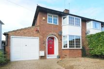 3 bedroom semi detached home in Banbury, Oxfordshire