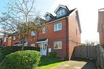 End of Terrace property for sale in Twyford, Oxfordshire