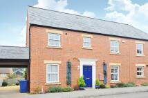 semi detached property in Banbury, Oxfordshire