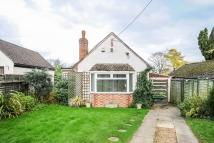 Detached Bungalow in Kennington, Oxford