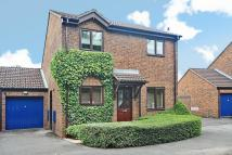 Detached property in Brogden Close, Oxford