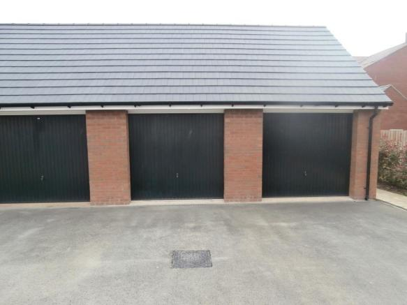 Parking Space and Garage