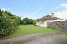 Carterton Detached Bungalow for sale