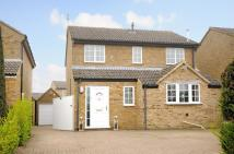 Detached home in Corbett Road, Carterton