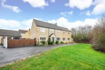 Detached home for sale in Teasel Way, Carterton