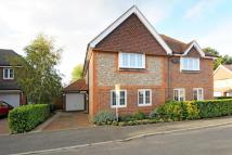 4 bed semi detached property for sale in Groves Way...