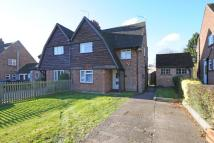 3 bed semi detached house for sale in Chorleywood...