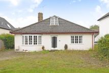 Detached Bungalow for sale in Chipping Norton...