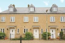 Terraced house for sale in Chipping Norton...