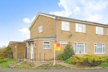 semi detached house in Chipping Norton...