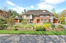 Detached property in Rookery Hill, Ashtead...