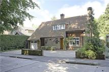 Detached home for sale in Ashley Road, Epsom...