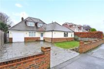 Detached house in Kenneth Road, Banstead...