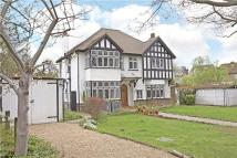 5 bed Detached house in Denham Road, Epsom...