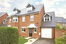 4 bed semi detached property for sale in Horton Crescent, Epsom...