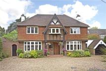 Detached house for sale in Ewell Downs Road, Epsom...