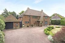 5 bed Detached property in Fir Tree Road, Banstead...