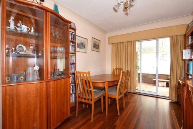 Open Plan Reception/Dining Room