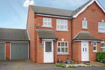 2 bed semi detached home for sale in Dagdale Drive, Didcot