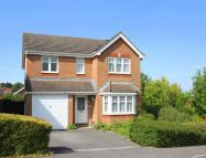 Detached house in Lime Kiln Way, Salisbury...