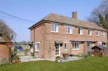 semi detached house to rent in Rookery Cottage, Upwood...
