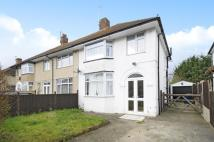 3 bed End of Terrace property in Headington, Oxford