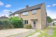 semi detached house for sale in Marston, Oxford