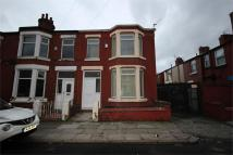 3 bed End of Terrace home in Tynville Road, Liverpool...