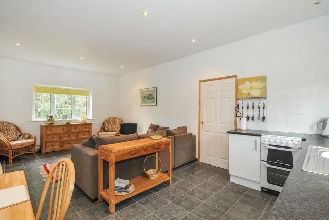 Annex Kitchen Living Area