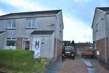 semi detached house in Glenavon Drive...