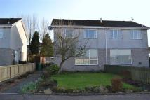 3 bed semi detached house in Argyll Place, Saline...