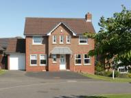 3 bed Detached property in Collins Crescent...