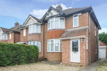 semi detached house in Kidlington, Oxfordshire