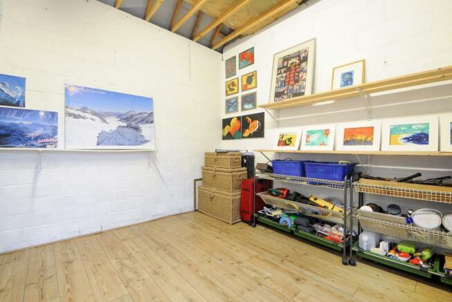 Workshop/Art Studio