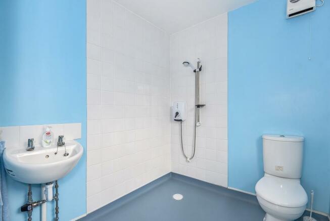 Downstairs Wetroom