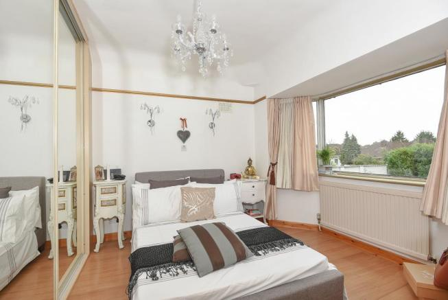 Main Bedroom Shot