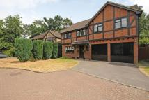 6 bedroom Detached house in Bagshot, Surrey