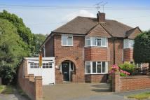 3 bed semi detached property in Lightwater, Surrey