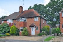 semi detached home in Windlesham, Surrey
