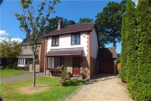 3 bed Detached house for sale in Moorlands Close, Fleet...