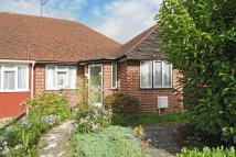 Stanmore Semi-Detached Bungalow for sale