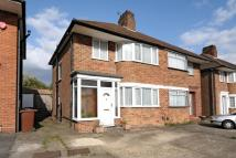 3 bedroom semi detached property for sale in Stanmore, Middlesex