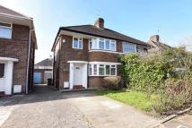 property in Canons Park, Edgware