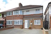 4 bedroom semi detached home in Edgware, Middlesex