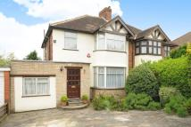 semi detached home in Edgware Middlesex...